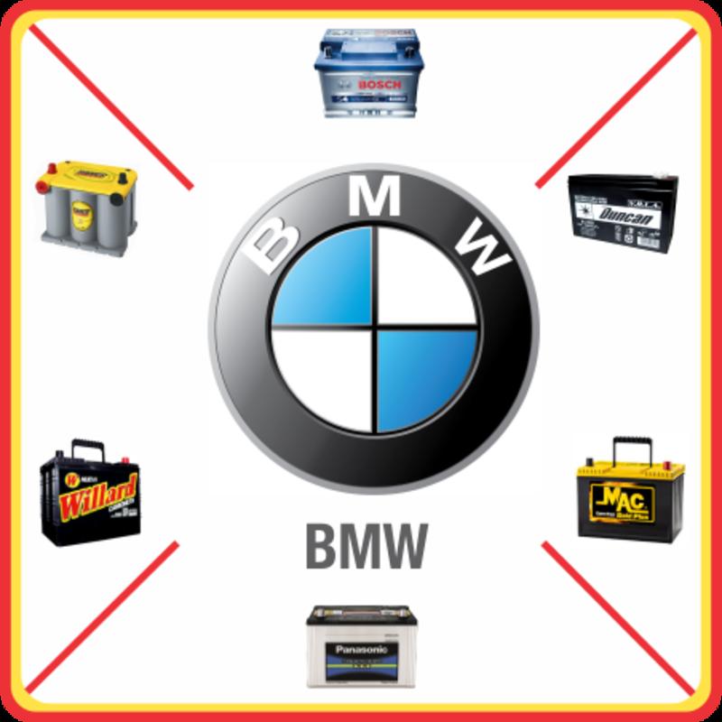 Batería para BMW