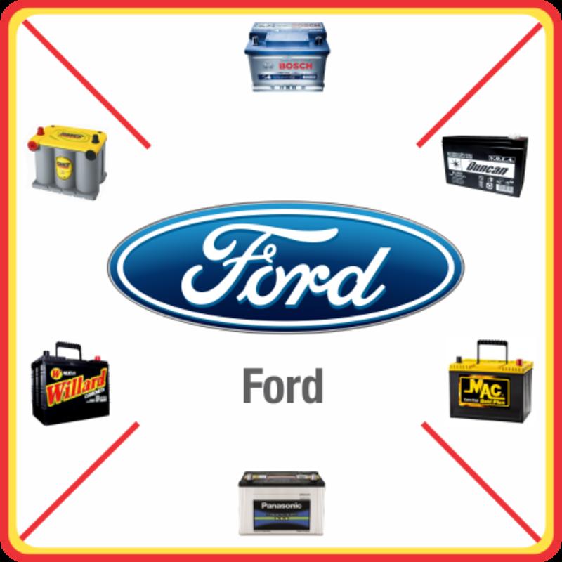 Batería para Ford