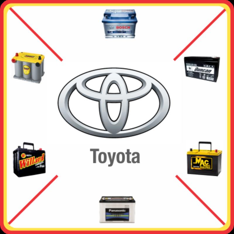 Batería para Toyota